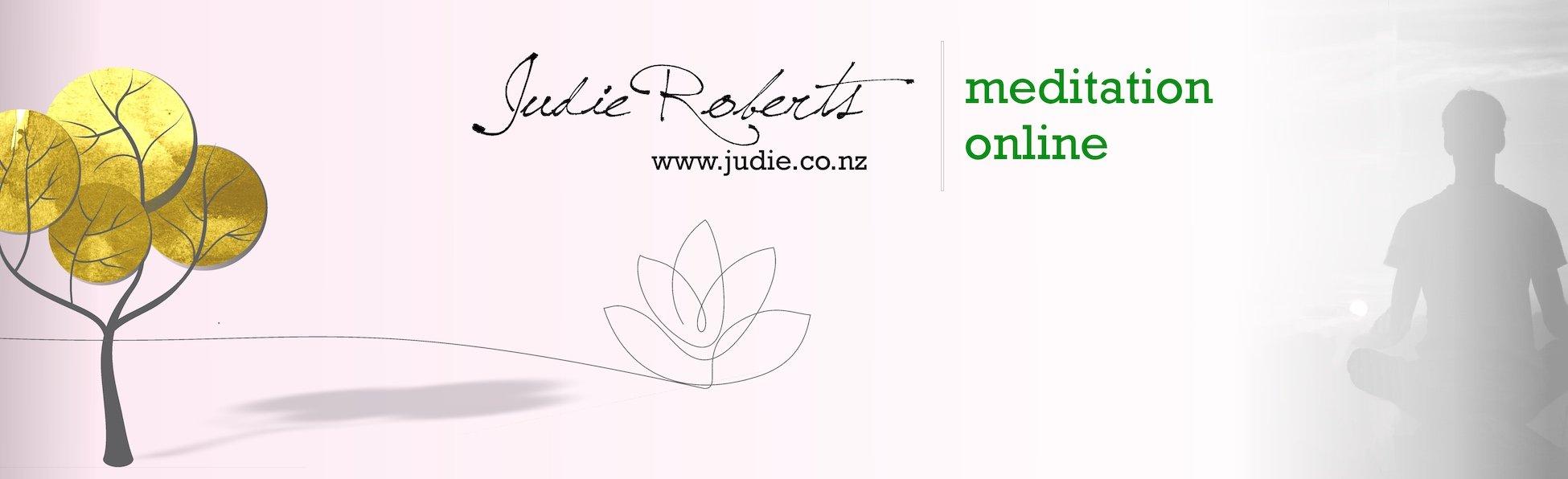 Mediation Online with Judie Roberts