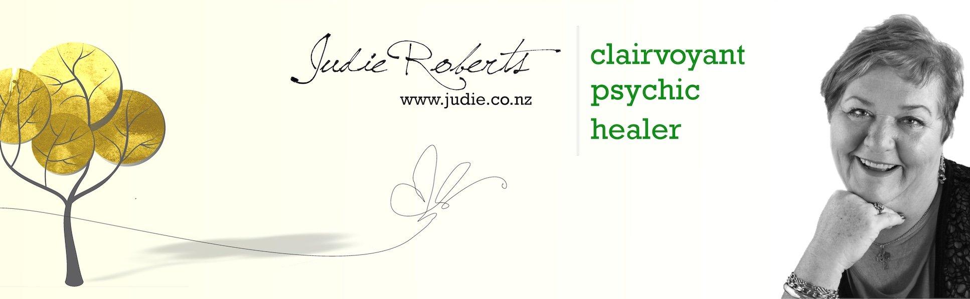 Judie Roberts Psychic, Clairvoyant & Healer
